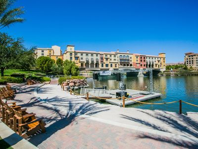 Photo for Beautiful 2 Bedroom Village View at Lake Las Vegas Resort Style Community