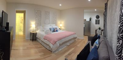 Photo for **SPECIAL DISCOUNT FOR 3/22 - 4/ 21, 2020!!** Brand New Studio Close To Beaches!