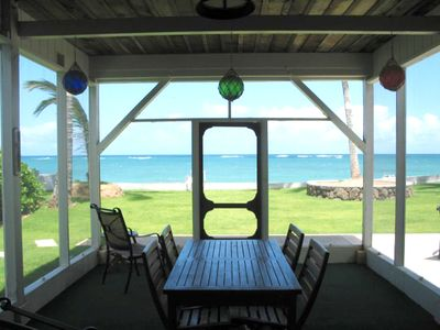 Photo for Authentic Beach-Oceanfront Home|Hot Tub|Sun Deck| *$200 Rebate w/7 Night Stay*
