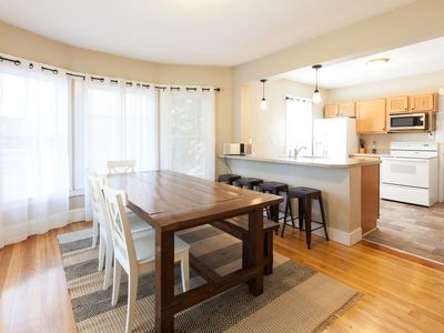 Photo for LUCKY! You score a straight flush when you book this home. Walk to Downtown Hood River