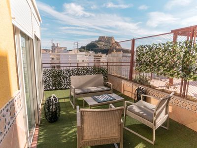 Photo for Beautiful Penthouse in the center of Alicante
