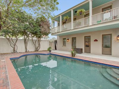 Photo for Spacious , Two-Story House with Private Pool in Downtown Charleston!