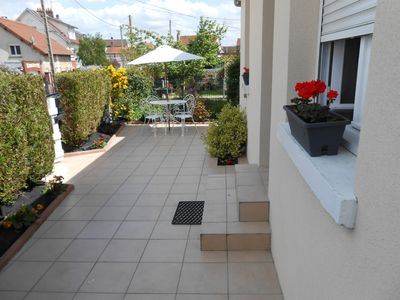 Photo for nice house with terrace residential area