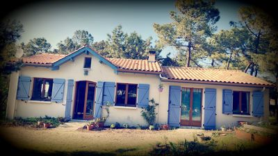 Photo for Holiday house DOMINO (OLERON ISLAND) for 4 to 6 people, 150m from the ocean