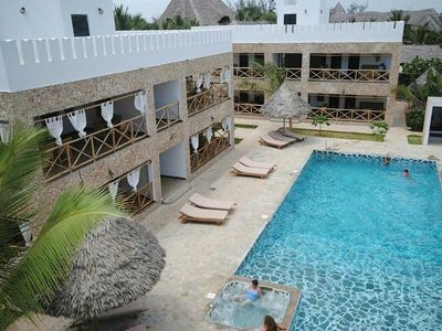Photo for The Lovely Watamu beaches await you wail staying at the Bwaga Moyo Residence