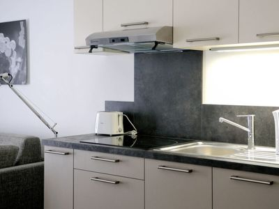 Photo for 2 bedroom Apartment, sleeps 6 in Jonzac with Air Con and WiFi