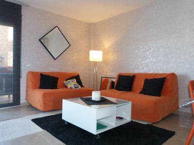 Photo for Very nice flat in recent residence.
