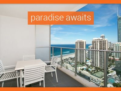 Photo for 2BR Apartment Vacation Rental in Surfers Paradise, Queensland