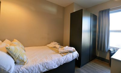 Double with Shared Bathroom - Witham Suite