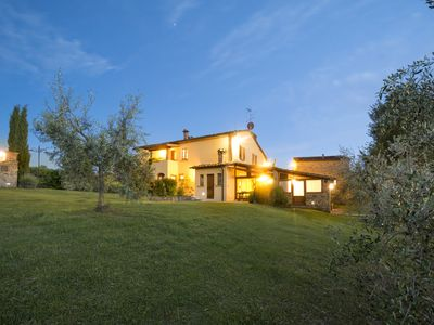 Photo for 6BR Farmhouse Vacation Rental in Monte San Savino, Toscana