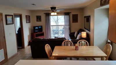 Photo for Silver Dollar Condo! 2bd, 2bth condo. Eagles Nest next door to SDC