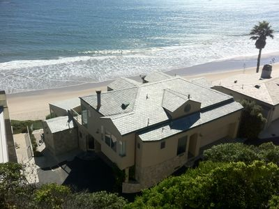 Large home sleeps many comfortably. Enjoy this pristine beach!