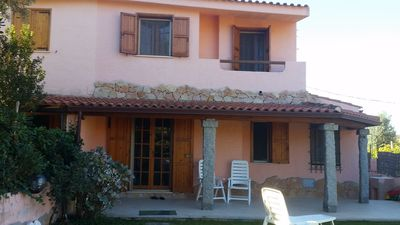 Photo for villasimius solanas house with private garden and parking space