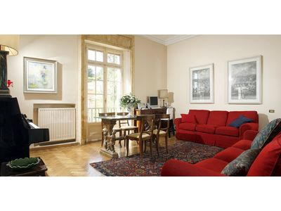 Photo for Gauguin modern apartment oasis Charming peace and luxury in the heart of Rome