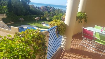 Photo for BEAUTIFUL APARTMENT ON THE COSTA DEL SOL FOR 6 PEOPLE, FUENGIROLA