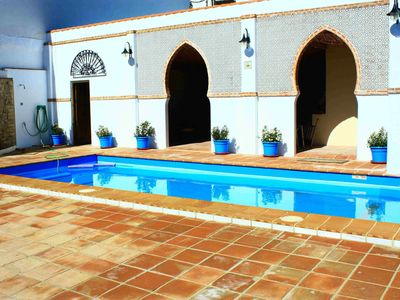 Photo for Holiday home in a pretty enclave (La Joya).