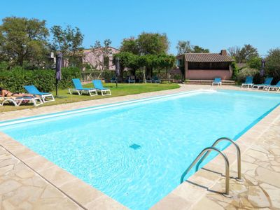 Photo for Porto-Vecchio Holiday Home, Sleeps 4 with Pool, Air Con and Free WiFi