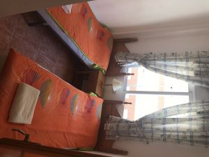 Photo for Spanish style apartment within 5 minutes walk to the beach