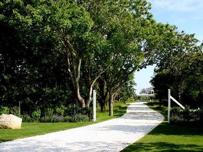 Your Private Shell Lane (Sconset Rental)