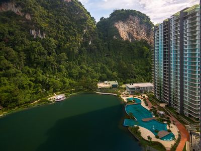 Photo for 3BR Apartment Vacation Rental in Ipoh, Perak