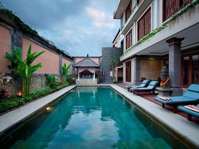 Photo for The Visala Boutique Suites Seminyak  -Deluxe Tirtha Suites #02