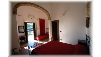 """Photo for B & B Double room with bathroom and kitchen """"Lamorea above"""""""