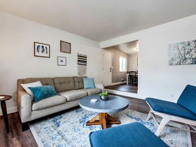 Photo for Location! 5 minutes to City Center or SLC Airport. Remodled 3bd/2bth