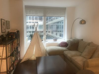 Photo for Summer sublet in a Luxury Building in prime Williamsburg