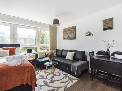 Photo for Beautiful Camden Studio Apartment NEW FOR 2018
