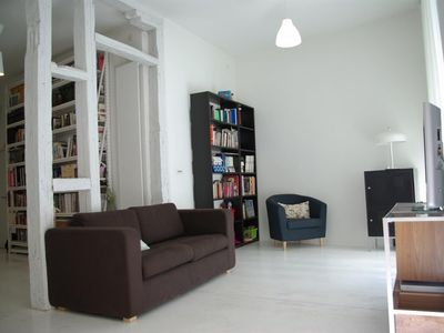 Photo for Apartment in the center of Madrid with Internet, Terrace, Washing machine (402388)