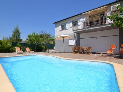 Photo for Club Villamar - Detached holiday villa Lloret de Mar – relax at the side of your wonderful swimmi...