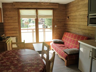Photo for Cozy Apartment in Châtel with Balcony