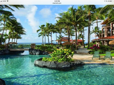 Photo for Amazing Last Minute Deal at Kauai Marriott Waiohai Beach Club