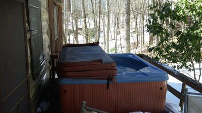 Hot Tub is ready for you!