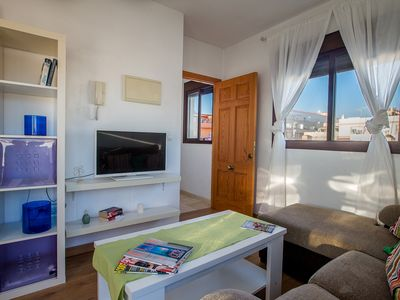 Photo for ÁTICO BELLA VISTA  - One Bedroom Apartment, Sleeps 2