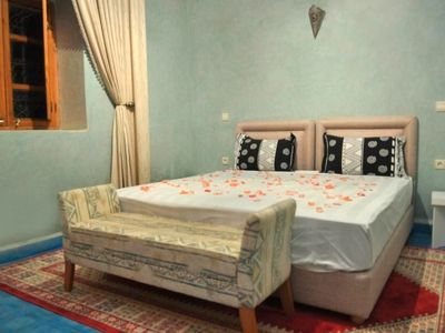 Photo for Apartment / app. for 2 guests with 80m² in km 19 route d'Essaouira, Marrakech, Maroc (121295)