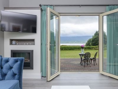 Photo for Luxury two bedroom apartment with wonderful sea views 5km from Kenmare