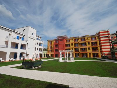 Photo for Holiday apartment Ai Pozzi Village Spa Resort ****