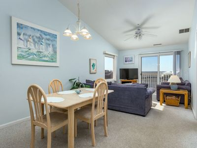 Photo for Beautiful Bay Views - Updated Bayfront Condo in Mid-Town OC!