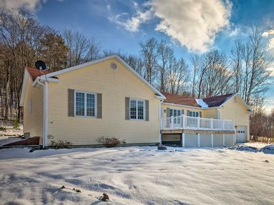 Photo for NEW! Family Home w/Game Room - 3 Mi to Jiminy Peak