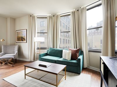 Photo for Sonder | Liberty Place | Stunning 2BR + Laundry