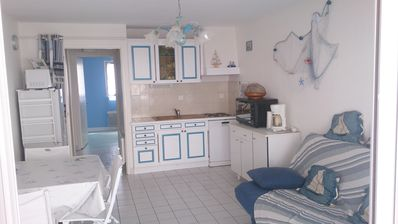 Photo for Apartment T2 center live turballe 4-6personnes beach