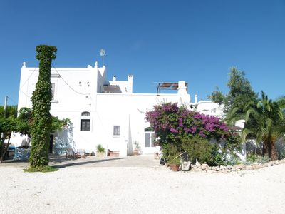 Photo for HOLIDAY in a real MASSERIA