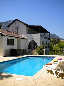 Photo for Luxury Villa With Private Pool And Stunning Sea And Mountain Views