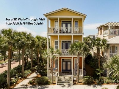 Photo for Sunshine @ Seacrest – Ocean Views, Closest to Beach & Pool, on 30A by Rosemary