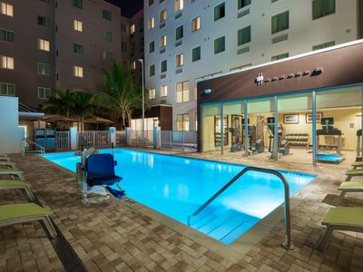 Photo for FREE Airport Shuttle to MIA, On-Site Bar, Complimentary Breakfast + Pool Access!