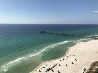 Photo for Book for Easter!- Discount of 10% per night! Beautiful 21st FL Calypso Condo