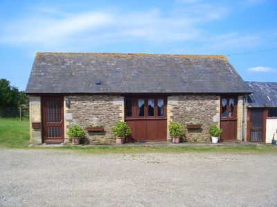 Photo for 2 bedroom Barn in Looe - HRIDG
