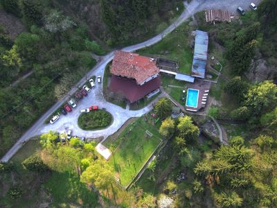 Photo for Chalet Ai Ciar Iseo Lake, between lake and mountain