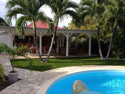 Photo for KREOL'INN, cozy villa at 300 m from the sea
